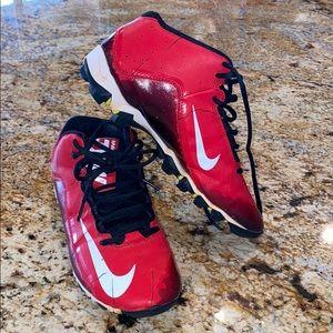Nike Alpha Baseball Clears  sz:6.5